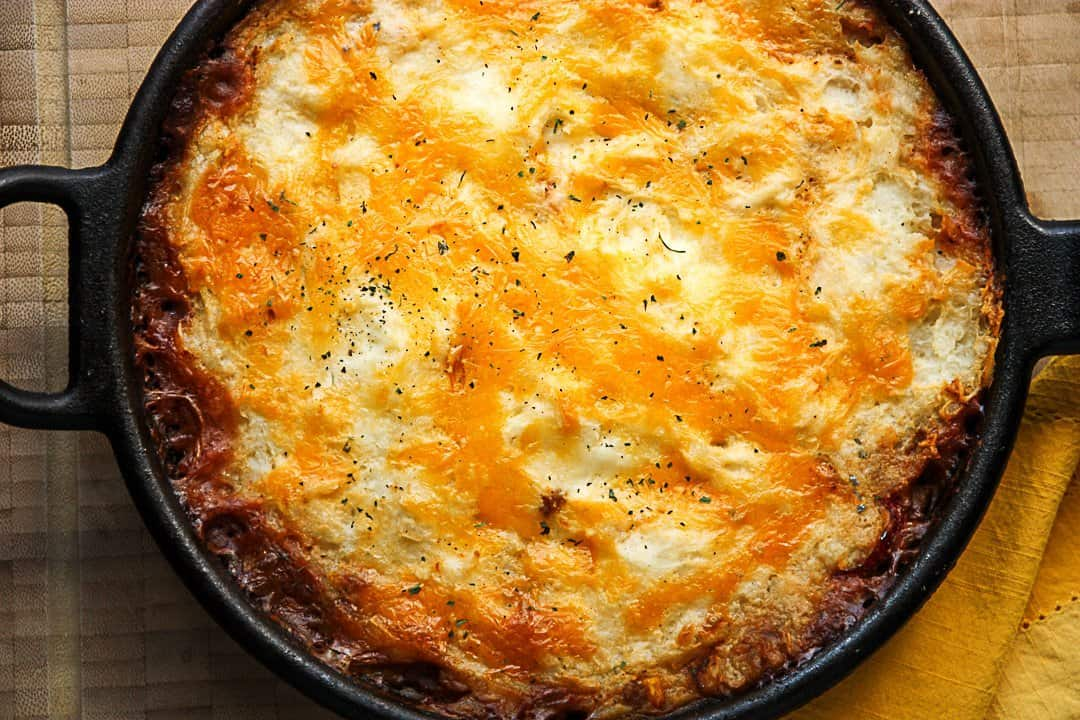 Mexican Shepherd S Pie Recipe Classic With A Twist The