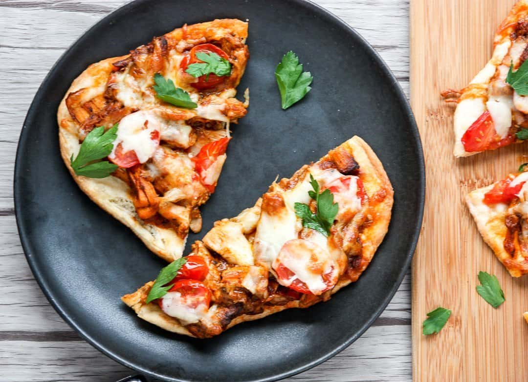 Chicken Tikka Masala Pizza Recipe — Dishmaps