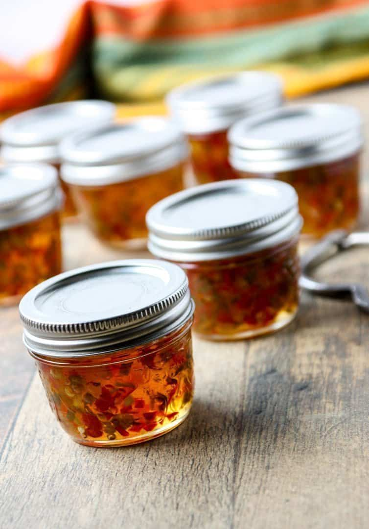 Pepper Jelly Recipe Sweet Or Hot The Food Blog